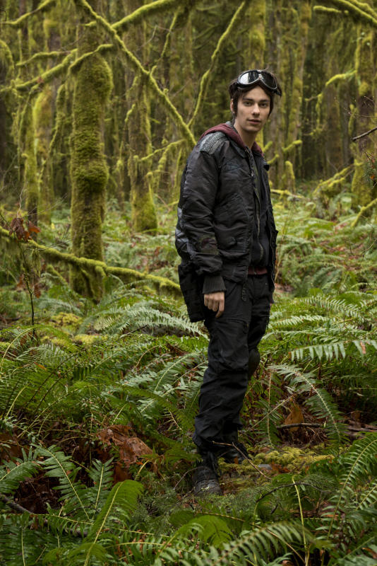 Devon Bostick as Jasper