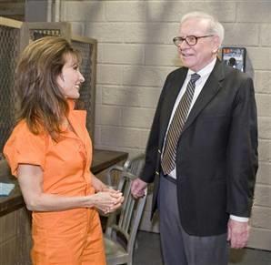 Susan Lucci, Warren Buffet