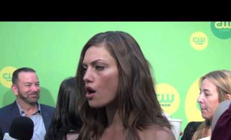 Phoebe Tonkin Teases The Originals