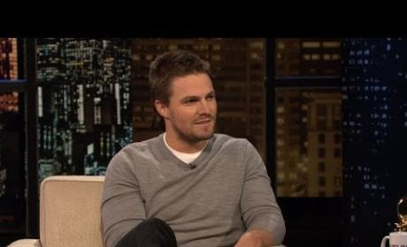 Stephen Amell on Chelsea Lately