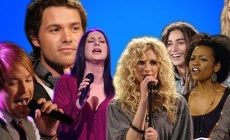 American Idol Spoilers: Tonight's Song Choices