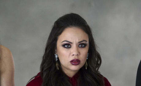 Janel Parrish Previews Pretty Little Liars Summer Finale, Shocking Answers to Come