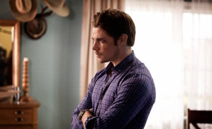 "Josh Henderson Previews Dallas Season 2, ""Dark"" Ride for John Ross"
