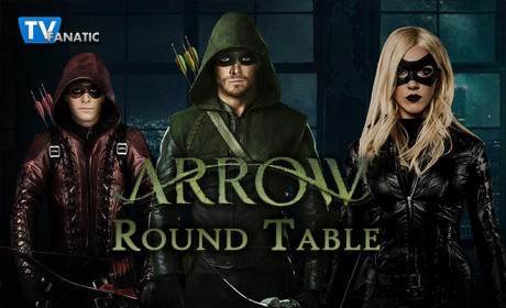 Arrow Round Table: Soooo... THAT Happened!