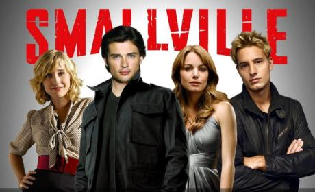 CW Releases Smallville Season Nine Poster