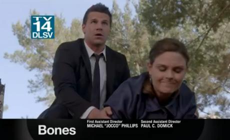Bones Promo: Nothing to See Here!