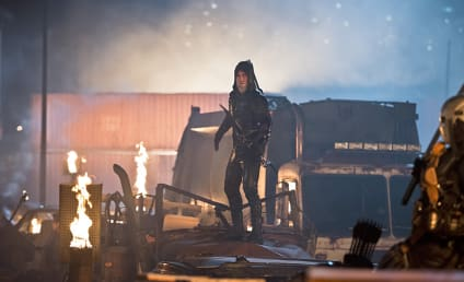 TV Ratings Report: Legends of Tomorrow & The 100 Rise