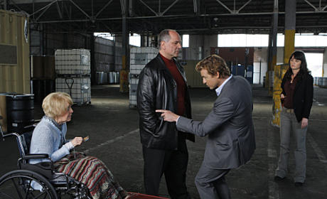"The Mentalist Preview: ""Blood Money"""
