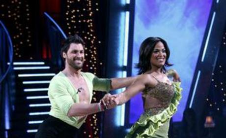 Ali and Chmerkovskiy