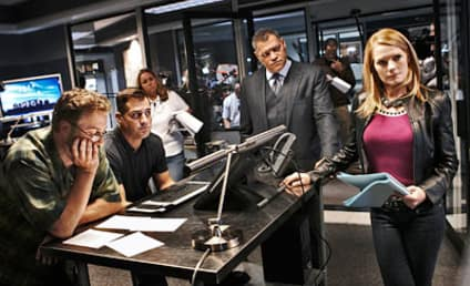 CSI Scoop: Goodbye, Gil Grissom