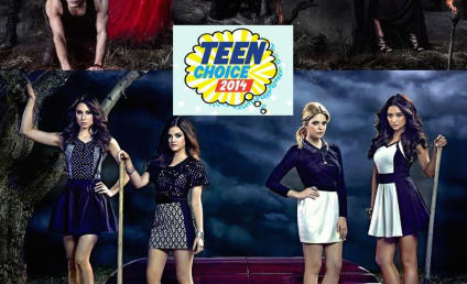 2014 Teen Choice Awards: Second Wave of TV Nominations!