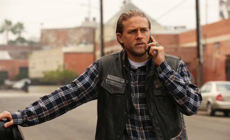 Grade the Sons of Anarchy series finale.
