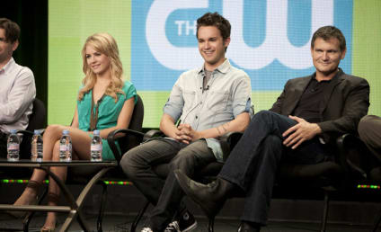 The Secret Circle at the TCAs: Quotes, Spoilers and More
