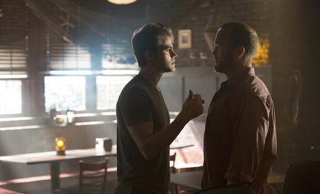 Get Out Of My Face! - The Vampire Diaries