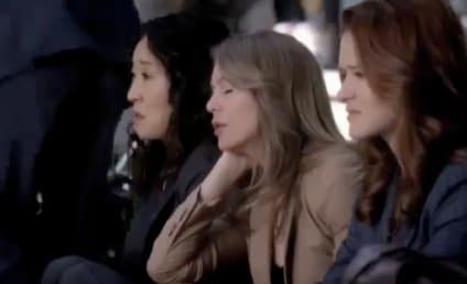 Grey's Anatomy Sneak Peek: That Was Hell ...