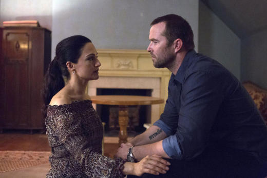 Blindspot - Her Spy's Mind
