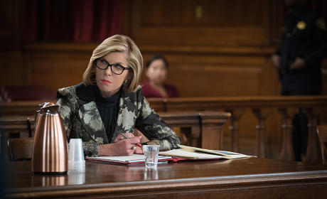 The Good Wife Season 7 Episode 4 Review: Taxed