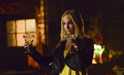 The Vampire Diaries Season 6 Episode 16 Review: The Downward Spiral