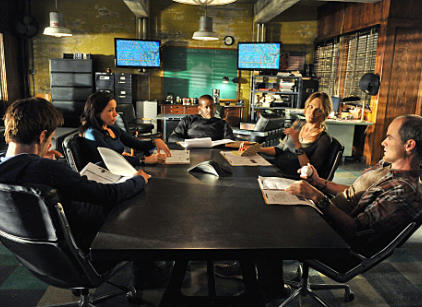 Watch Criminal Minds: Suspect Behavior Season 1 Episode 4 Online