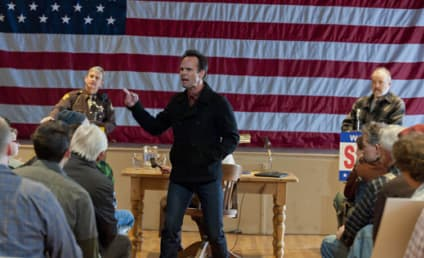 Justified Review: Mine Your Business