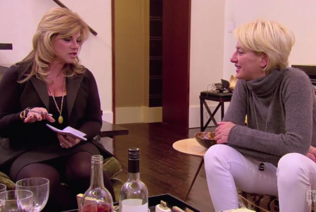 The Real Housewives of New York City - Tipsying Point