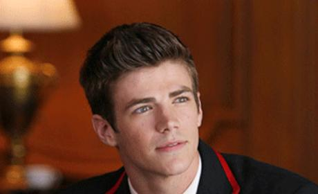 90210 Books Grant Gustin for Recurring Role