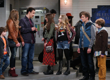 Watch Girl Meets World Season 1 Episode 1 Online