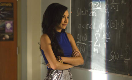 Naya Rivera to Recur on Glee Season 6