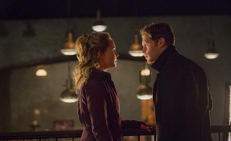 Klaus vs. Cami - The Originals
