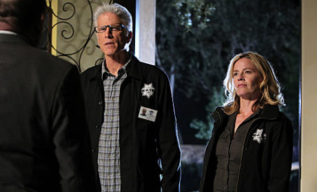 CSI Review: Kicking It Old School