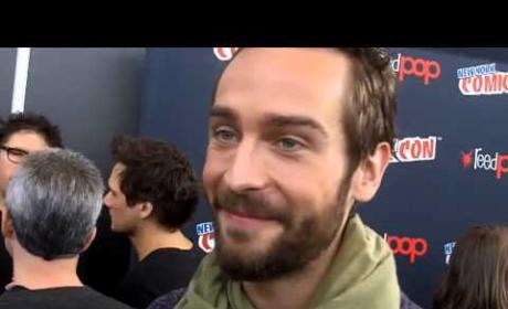 Tom Mison Interview