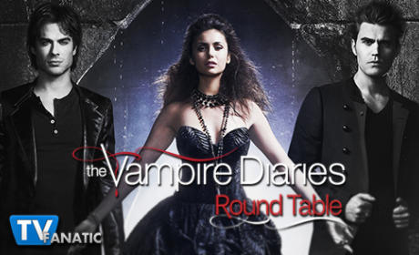 The Vampire Diaries Round Table: Bonnie, Bears and Break-Ups