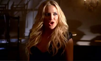Kate Hudson Heats Up Glee Season Premiere Dance Floor