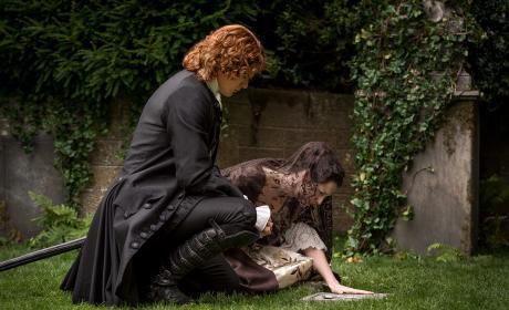Goodbye Faith - Outlander Season 2 Episode 7