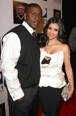 Kim Kardashian and Reggie Bush - TV Fanatic Reggie Bush Kim Kardashian Dancing