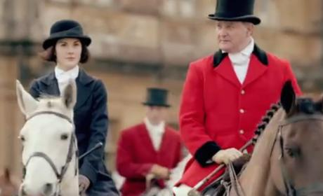 Downton Abbey Season 6 Episode 1 Review: Sic Transit Gloria Mundi