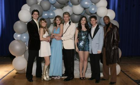 High School - One Tree Hill