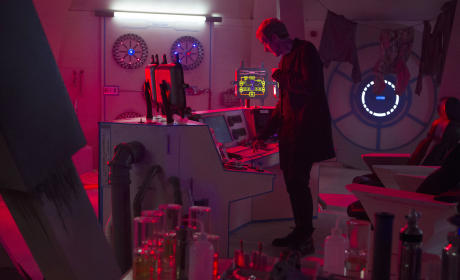 Checking Things Out - Doctor Who Season 8 Episode 4