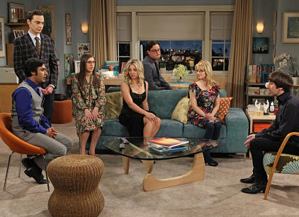 Watch The Big Bang Theory Season 6 Episode 19 Online