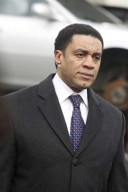 Harry Lennix as Harold Cooper