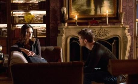The Originals Season 2 Premiere Pics: A Menacing Mentor