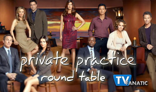 Private Practice Round Table Logo