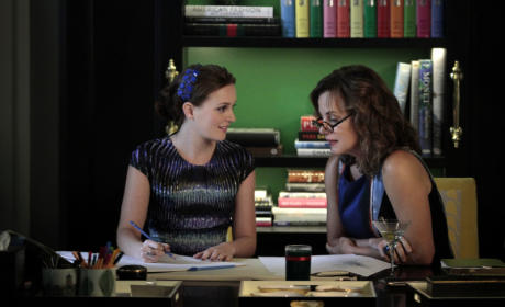 Gossip Girl Review: Let Your Dark Side Shine