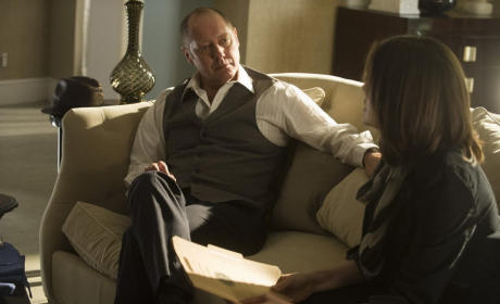 The Blacklist Season 2 Episode 2 Review: The Monarch Douglas Bank
