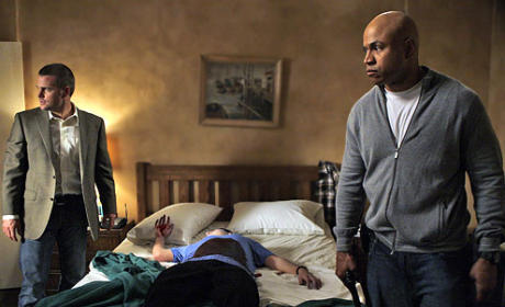 NCIS: Los Angeles Series Premiere Clip, Photos