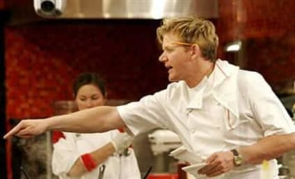 First Chef Sent Home; Hell's Kitchen Episode Guide Live