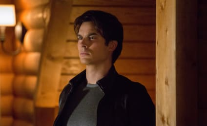 """The Vampire Diaries to Head """"Into the Wild,"""" Search for The Cure"""