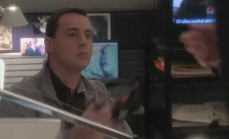 NCIS 'Prime Suspect' Clip - The Test