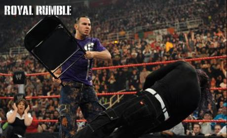 WWE Results: Royal Rumble, 1/25/09