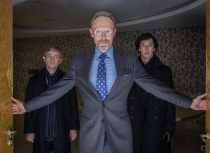 Watch Sherlock Season 3 Episode 3 Online
